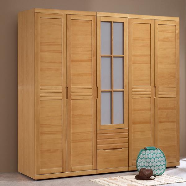《Yostyle》春沐7x7尺衣櫃