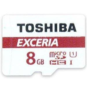 *╯新風尚潮流╭* TOSHIBA 8G 8GB Micro-SDHC UHS-I U1 C10記憶卡 M301-08G