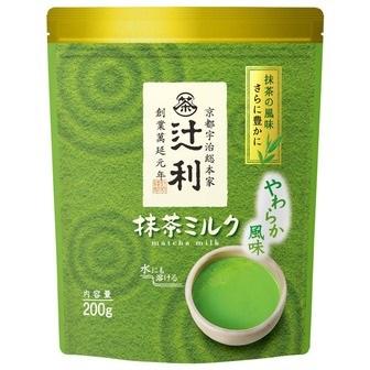 片岡辻利袋牛奶抹茶粉 200g