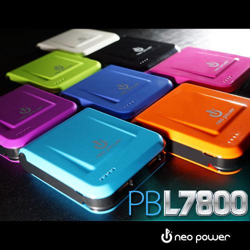 Neo Power PB-L7800移動電源/行動電源/雙USB輸出/SONY M4/C3/E1/E3/M2/Z3/Z1/Z2/C3/Z2A/Z1mini/Z3 Compact/T3/T2/Z/C/L/M/ZR/ZL/SP/Apple iPhone 6/6S/6 Plus/5/5s/5c/IPad Air/Air2/mini/mini2/mini3/iPad 5/6