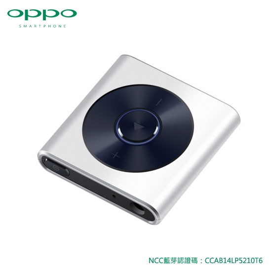 OPPO 原廠音樂領夾/藍芽耳機/立體音效/O-Clip/O-Music/可支援 R5 遙控拍照