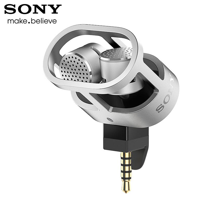 SONY STM10 原廠立體聲麥克風/高感度立體聲電容式麥克風/3.5mm/Sony Xperia Z2/T2 Tablet/神腦公司貨