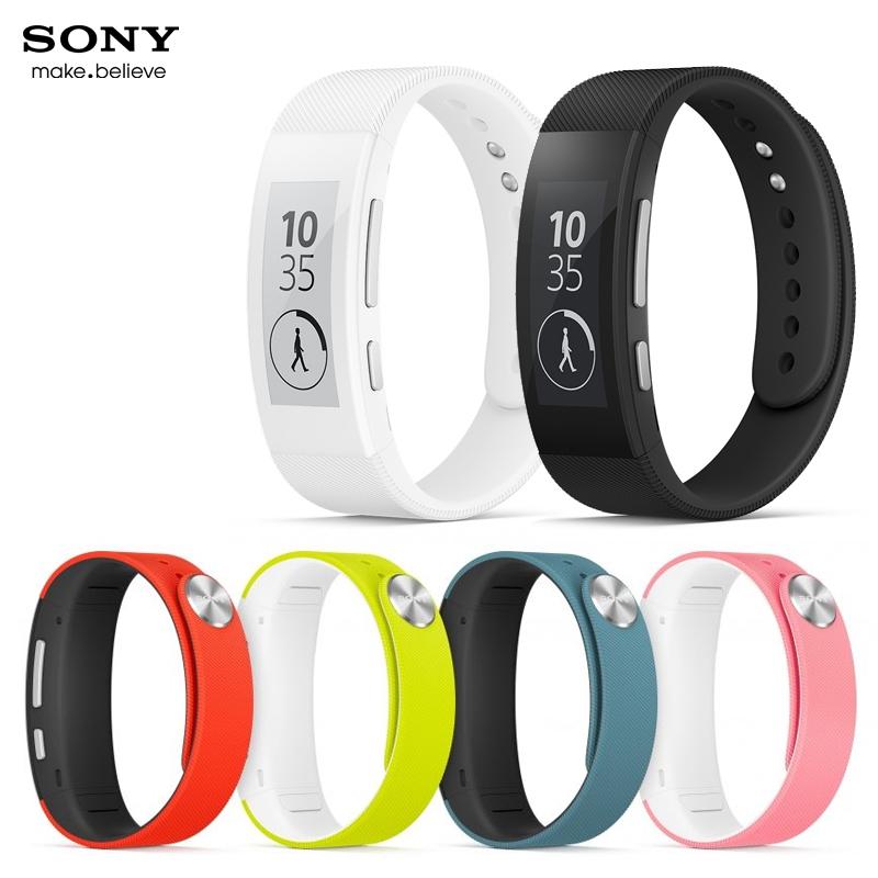 Sony SmartBand SWR310 原廠防水藍芽智慧手環/腕帶/SWR30錶帶/二入組/S/L/大/小/尺寸/典雅款/神腦公司貨