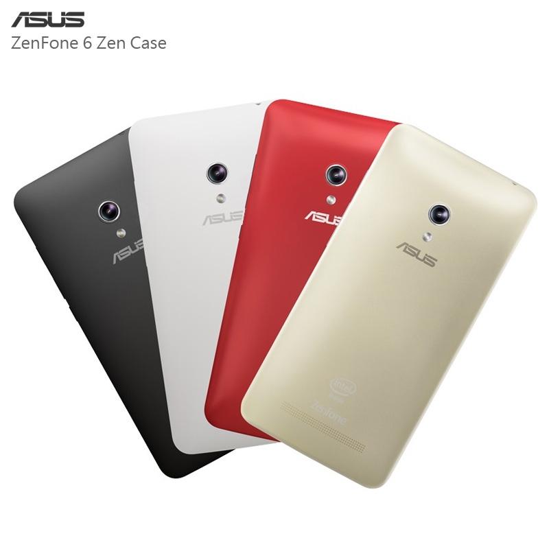 ASUS ZenFone6 A600CG T00G/A601CG Z002  原廠多彩背蓋/電池蓋/保護殼/原廠手機殼/原廠背蓋