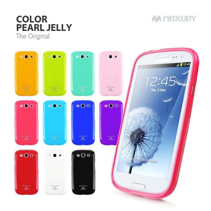 韓國Mercury/Goospery Samsung Galaxy S3 i9300 四核心旗艦機 專用 保護殼/矽膠套/保護套/外殼/軟式保護殼