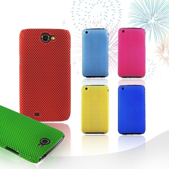 Samsung I9000 網殼/超薄網殼/保護殼/保護套/背蓋/手機殼/彩殼/洞洞殼