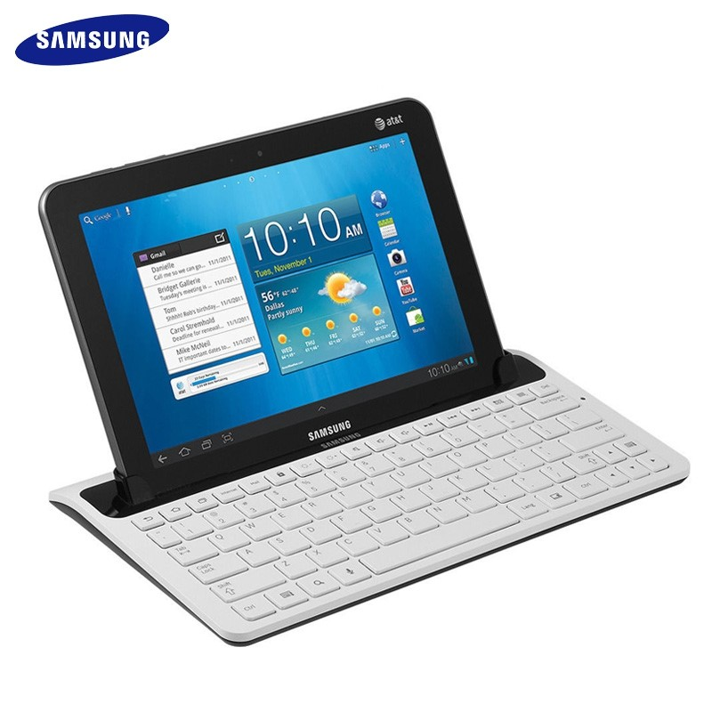 SAMSUNG Galaxy Tab 8.9 P7300/P7310 Keyboard Dock 原廠底座式鍵盤 繁體中文版 /平板用鍵盤/ 鍵盤底座