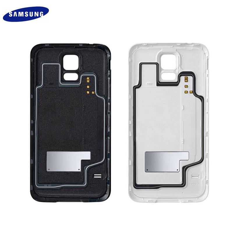 Samsung Galaxy S5 I9600 G900i 原廠充電背蓋 (裸裝) 無線充電電池蓋背蓋/充電電池蓋