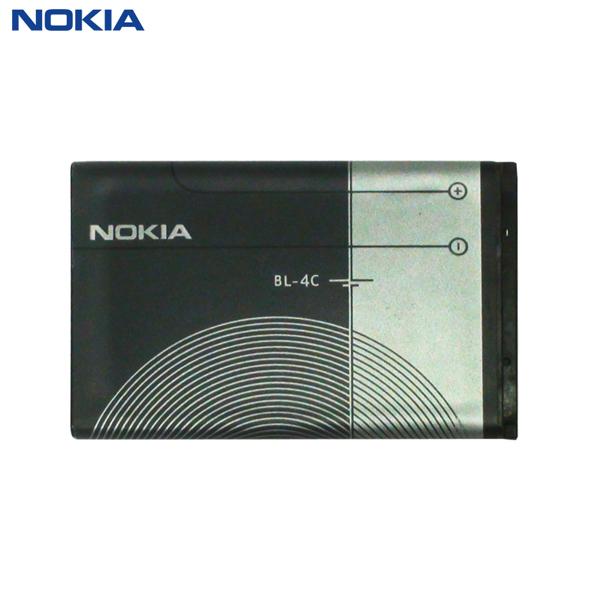 NOKIA 原廠電池【BL-4C】7200/7270/7610/X2-00/3108/3500C/3806/6100/6101/6102/6103