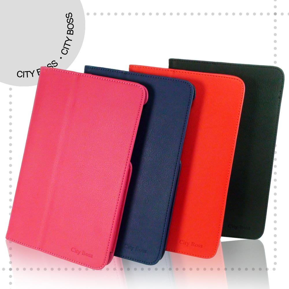 ASUS Fonepad 7 TRICOVER ME372CG K00E/ME372/ME373CG 7吋 荔枝紋 側掀皮套/書本式/筆記本式保護套/站立式皮套