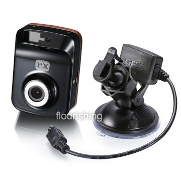 大通 PX DV-2200 HD 1080 高畫質行車記錄器/數位攝影機/高畫質/縮時攝影/內贈8G記憶卡/GPS 測速器/主動守護/神腦公司貨