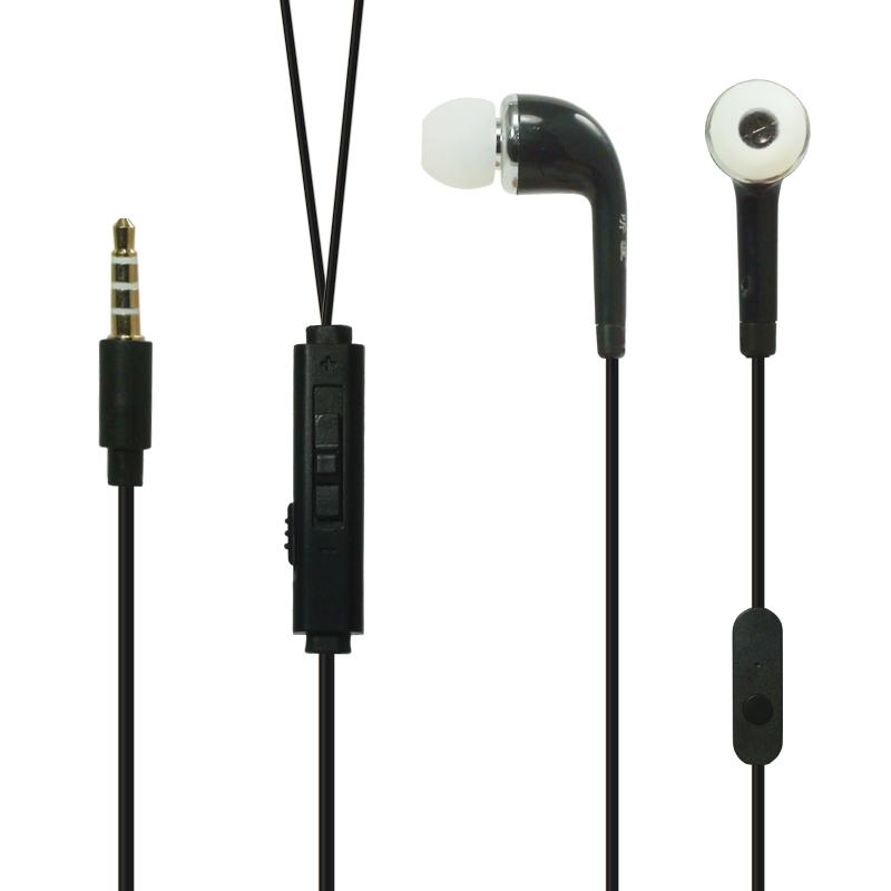 智慧手機通用型耳機 (3.5mm) /耳塞式 /耳機麥克風/Samsung /HTC/SONY/LG /NOKIA/Apple iphone/小米/紅米/通用Android/IOS 系統