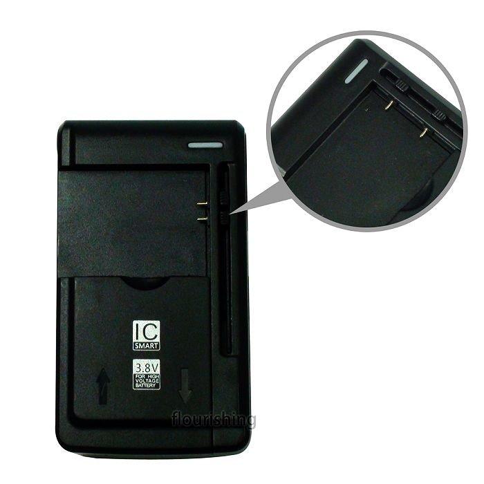 側滑通用型智能充電器/LG K10 K430DSY/Optimus Black P970/GJ E975w/L7II P713/L7II Duet+ P715/G2 mini D620/Optimus P880 4X HD/L9 P768/Spirit C70/Wine Smart D486/P690/P698/亞太 A+ World CG503/G6 SK EG980/G3 Coolpad 5879T/台灣大哥大 TWM Amazing A4S/A4/A8/X3