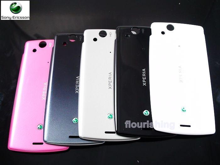 Sony Ericsson Xperia arc X12 Anzu/Xperia LT18 arcS 原廠電池蓋/電池蓋/電池背蓋/背蓋/後蓋/外殼