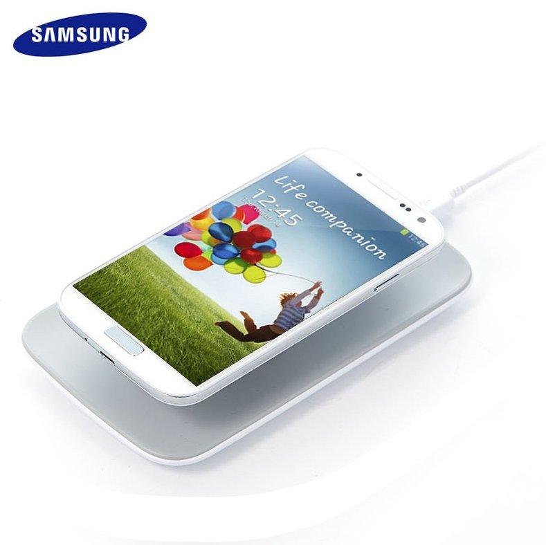 Samsung Galaxy S4 i9500 原廠 無線充電組/無線充電板/充電背蓋/國際QI標準/東訊公司貨/原廠盒裝