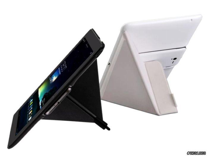 ASUS 華碩 PADFONE INFINITY A80/The New Padfone Infinity A86 原廠書本式摺疊側開皮套/側開立架式皮套/掀蓋觀賞保護套/保護套/支架式皮套