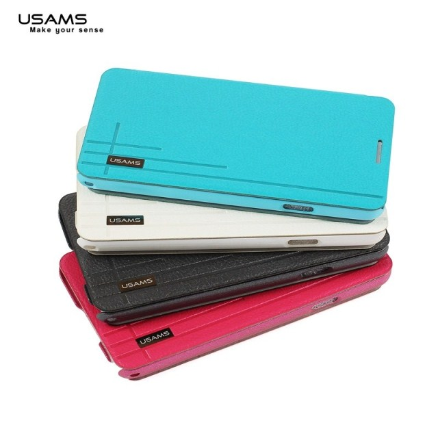 USAMS SAMSUNG Galaxy Note 3 N9000/LTE N9005/N900u 星空系列 側掀皮套/保護套/皮套/保護殼/手機套