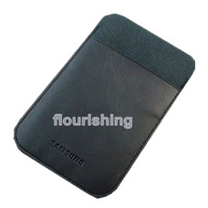 Samsung Galaxy R i9103/i9100 原廠皮套/保護套/原廠平口套/可放卡片/喇叭孔設計/便攜錢包☆尺寸相符皆可使用☆
