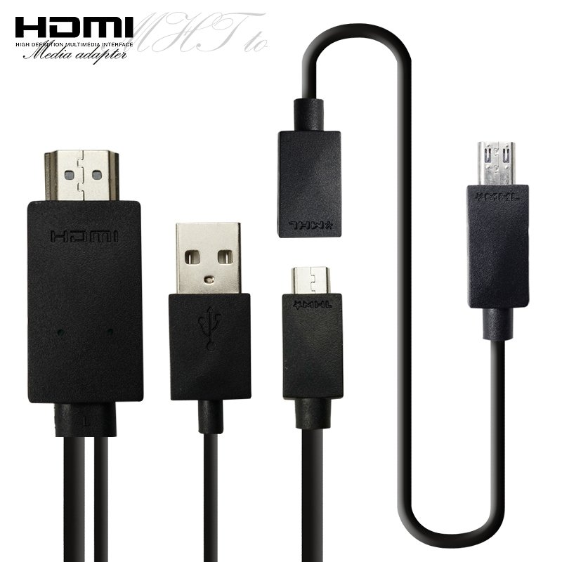 通用型 HDMI 轉接線/HDTV/TV OUT轉接器/SAMSUNG Note/N7100/N9000/Neo N7505/Note Edge N9150/S5 i9600/Note Edge N9150/S5 i9600/S2 i9100/S3/S4/TabPRO 10.1/8.4/Tab 3 T3100/Tab S 8.4/10.5/N5100