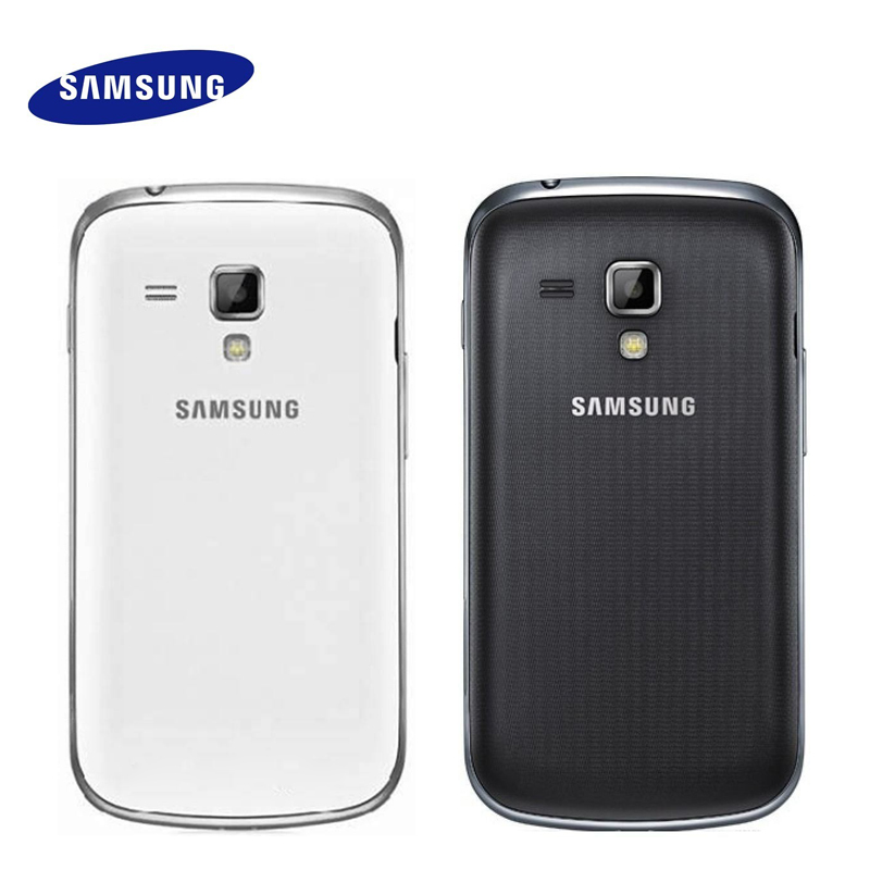 Samsung Galaxy S Duos S7562 原廠電池蓋/電池蓋/電池背蓋/背蓋/後蓋/外殼