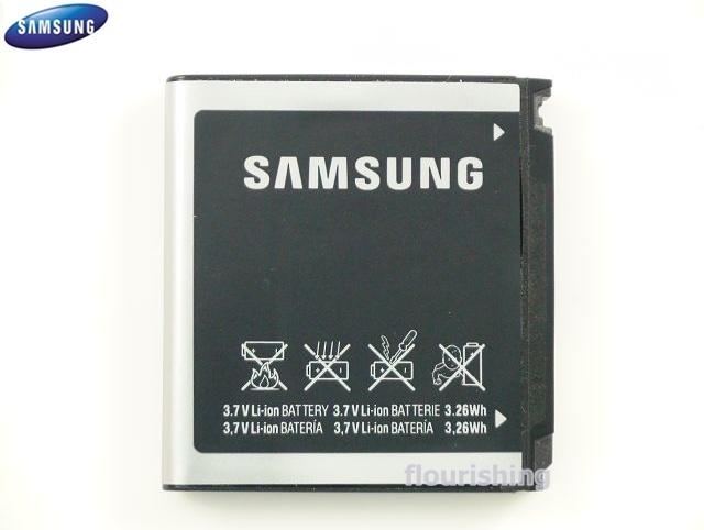 SAMSUNG 原廠電池 F338/J408/F669/S3600/S5520 【AB533640CU】