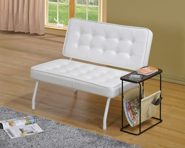 生活大發現-MIT DIY傢俱-雙人沙發/皮沙發/沙發椅/白色