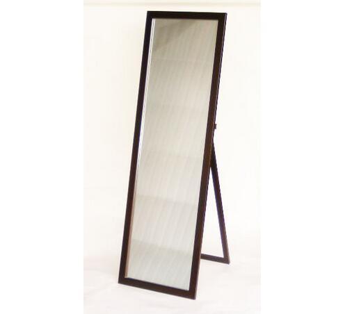 生活大發現~DIY家具..立鏡/全身鏡/落地鏡(咖啡)全台鏡面最寬最大唯一 銷售