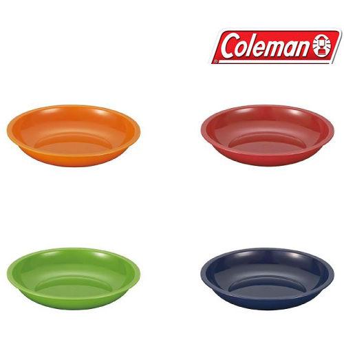 【鄉野情戶外專業】 Coleman |美國|  北歐色彩碗組4pcs  露營耐熱碗盤組_ CM-21907M000