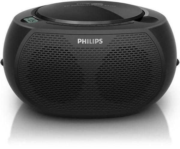 免運費 PHILIPS 飛利浦USB/CD手提音響 AZ380/AZ-380
