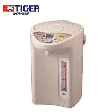TIGER 虎牌 PDR-S30R 3公升4段溫控微電腦電熱水瓶 日本製造
