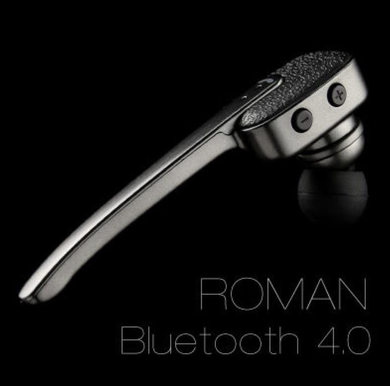 【活動】樂邁 金屬質感 高階藍芽耳機4.0 商務休閒超高電力 A2DP 藍牙耳機 A2DP 一對二 MP3
