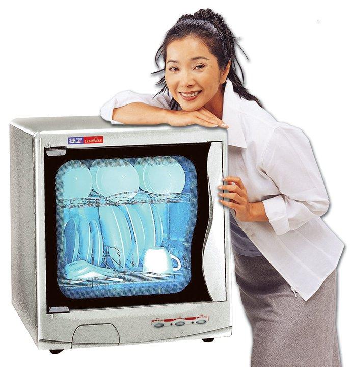 福利品【捷寶JERBOA】防爆玻璃紫外線烘碗機(56L) JDD2901《刷卡分期+免運》