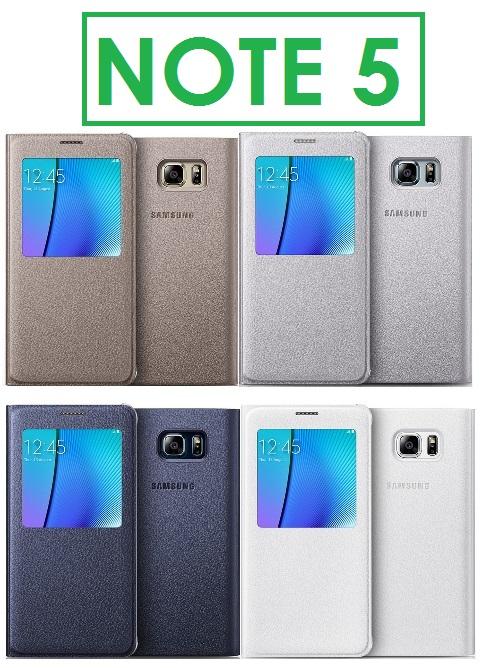 【原廠吊卡盒裝】三星 Samsung Galaxy Note5 (N9200) 原廠透視感應皮套 NOTE 5 S View