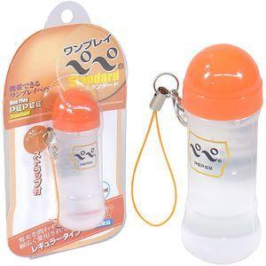 愛的蔓延 日本原裝進口. NPG ワンプレイペペ PEPEE 潤滑液 標準型 中高粘度(橘) 06110619