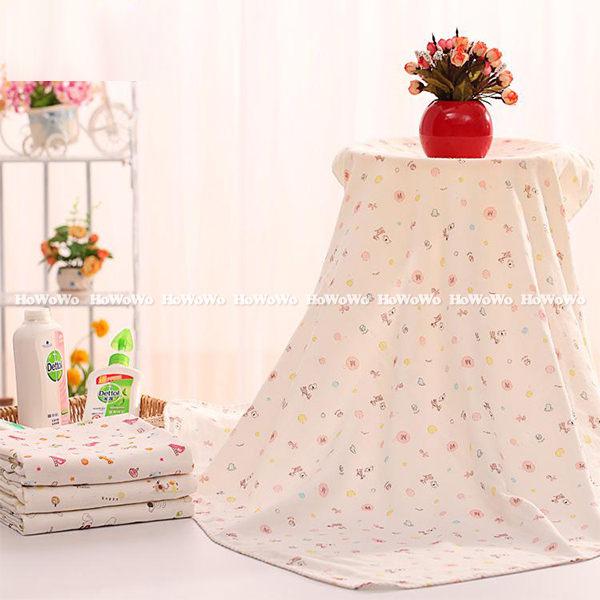 紗布浴巾 四層高密度紗布大浴巾 四方巾 RA0921