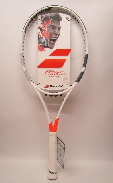 2017全新Babolat Pure Strike 16/19專業網球拍