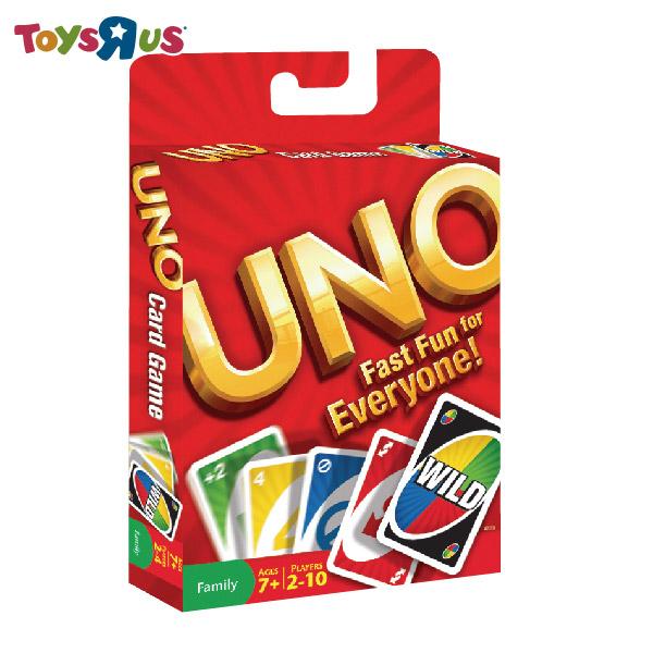 玩具反斗城  【UNO 】 遊戲卡