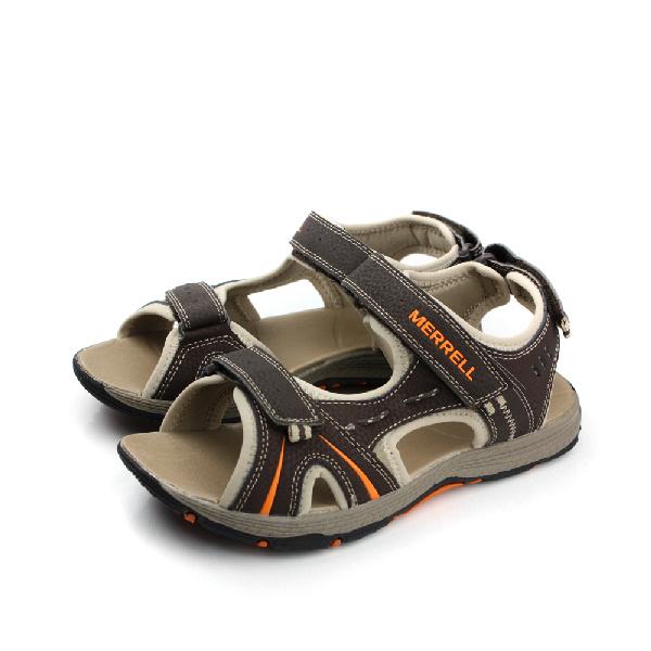 MERRELL 涼鞋 棕 大童 no045