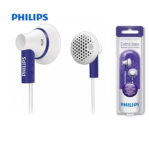 飛利浦 PHILIPS SHE3000 (神秘紫) 重低音耳塞式耳機,公司貨保固
