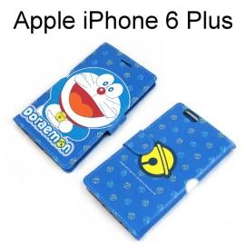 哆啦A夢皮套 [藍] iPhone 6 Plus / 6S Plus (5.5吋) 小叮噹【台灣正版授權】