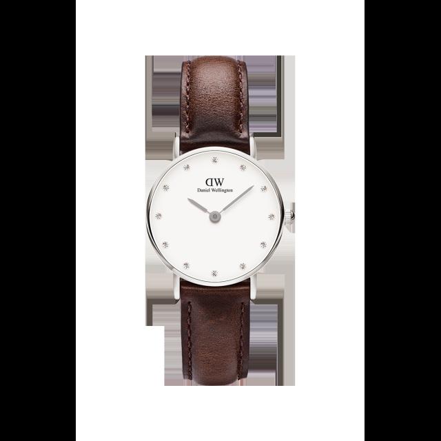 【Daniel Wellington】DW手錶CLASSY BRISTOL 26MM(免費贈送另一組表帶)