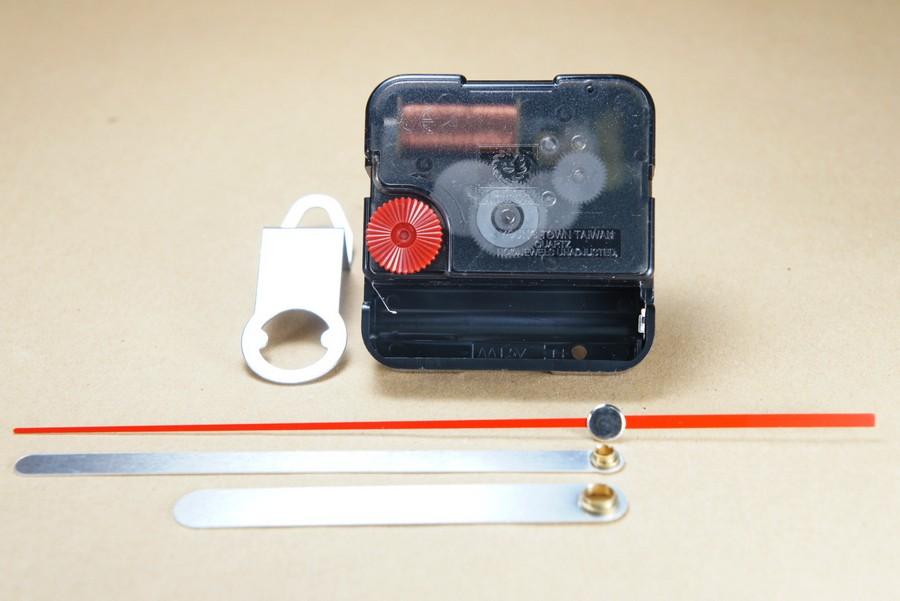 永鎮 靜音時鐘機芯/指針-內徑22公分以上時鐘用