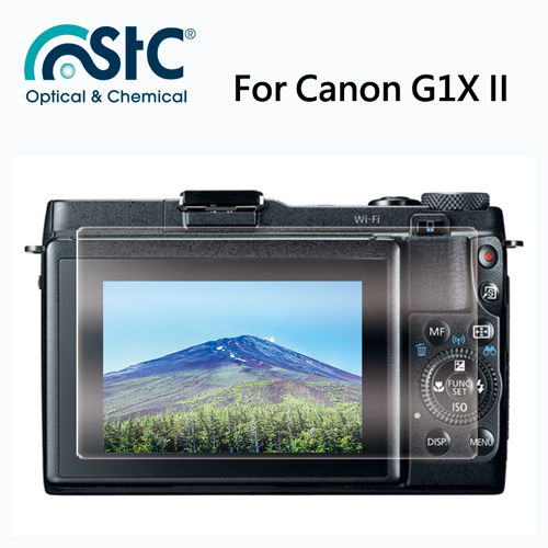 【STC】For Canon G1X Mark2 - 9H鋼化玻璃保護貼