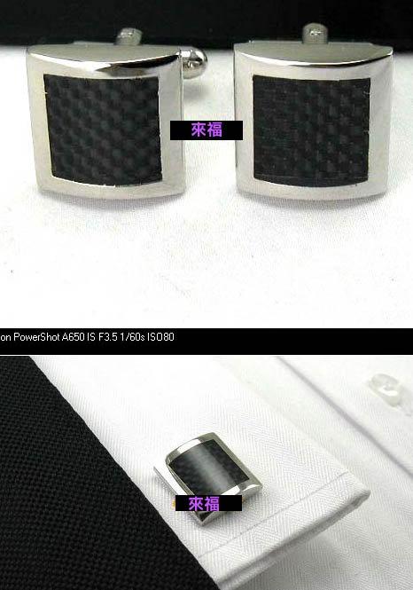 來福,黑印紋高檔袖扣襯衫袖扣襯衣,直購價200元,現+預7-10