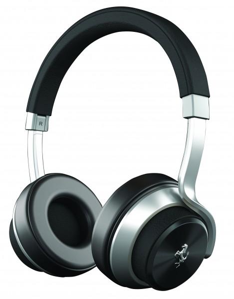 法拉利 Ferrari by Logic3 Cavallino T250 (黑色) 頭戴耳罩式耳機