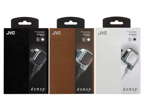 日本 JVC 密閉型立體聲耳機(MIC) esnsy系列,HA-FR65S,附收納袋,公司貨附保卡,保固一年