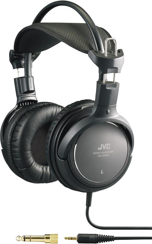 日本 JVC  HA-RX900 高音質全罩式立體聲耳機,附收納袋,公司貨,附保卡,保固一年