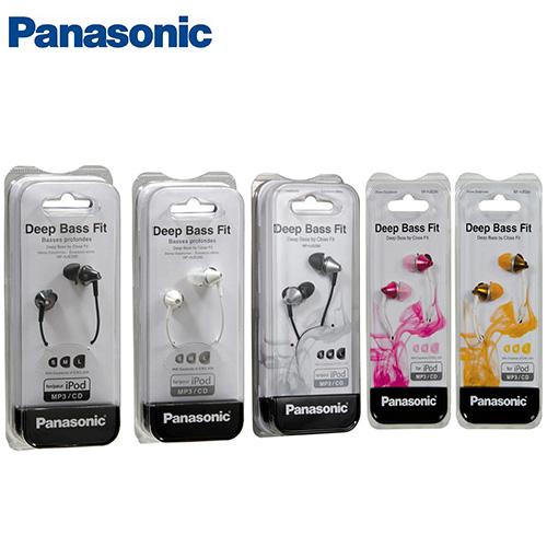 Panasonic RP-HJE290 Deep Bass Fit 超重低音,舒適配戴,耳道式耳機  ,附保卡,保固一年