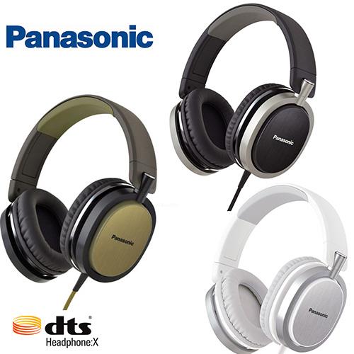Panasonic RP-HX550  超重低音,金屬髮絲紋,頭戴耳罩式耳機,公司貨,附保卡,兩年保固