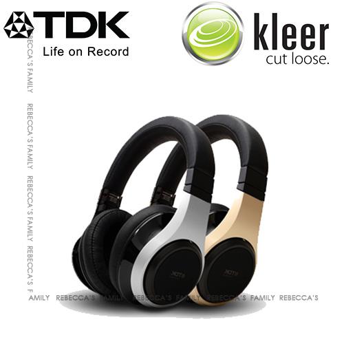 TDK Kleer Wireless TH-WR800 2.4G無線耳機 (附收納袋+AV轉接線) 超高音質傳輸